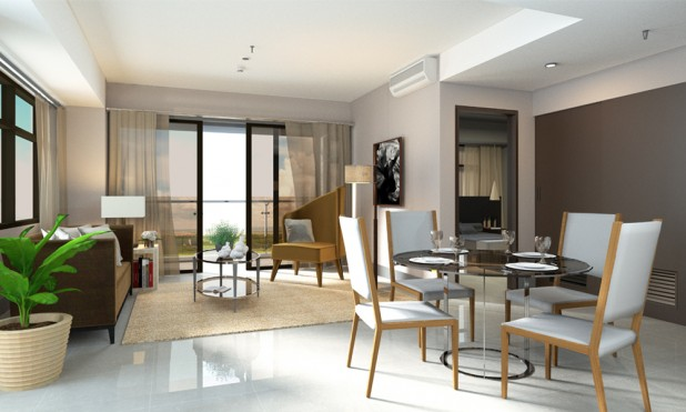 The Alcoves, Ayala Center Cebu Central Visayas Condominium, For Sale