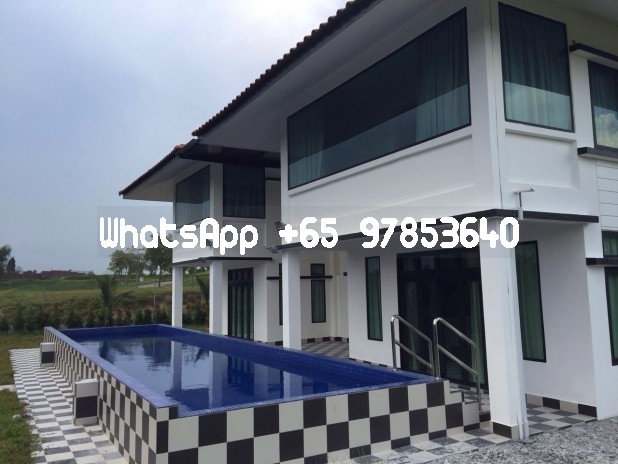 Ledang Heights Johor Bungalow, For Rent