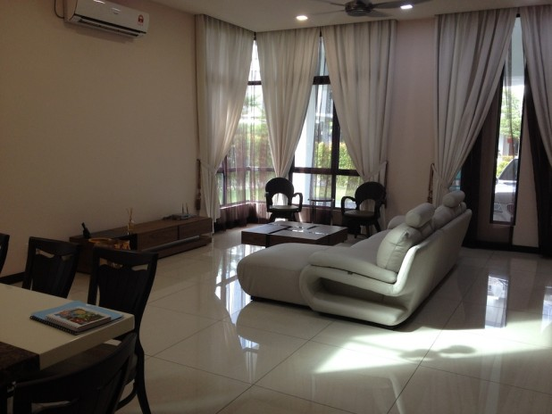 Straits View Residences Johor Semi-detached House, For Sale