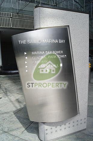 The Sail@Marina Bay