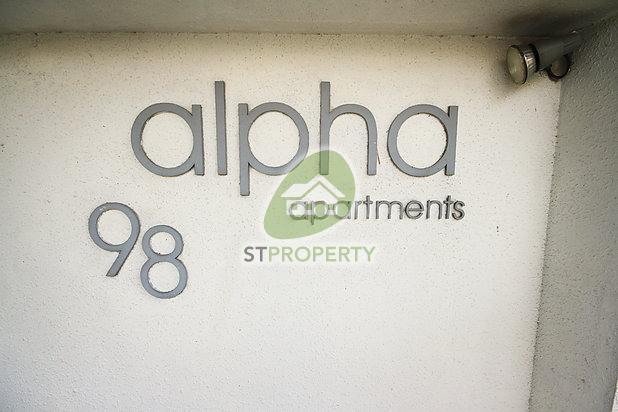 Alpha Apartments