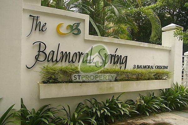 The Balmoral Spring