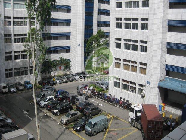 Bedok (512 Chai Chee Lane)