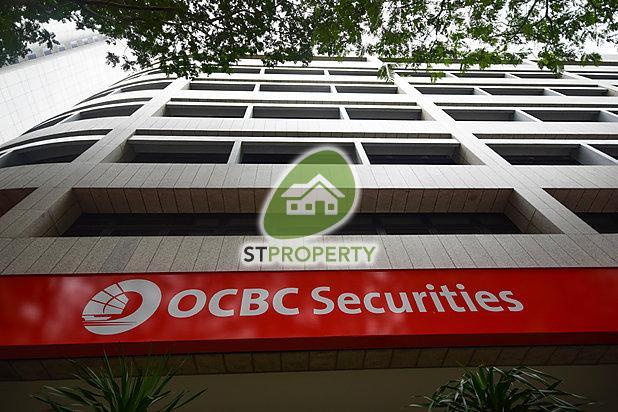 Ocbc Centre South
