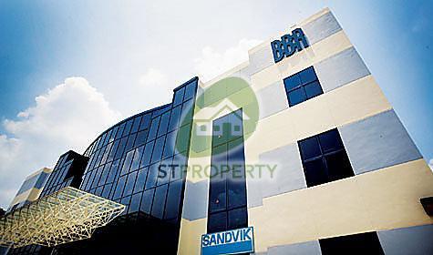 BBR Building