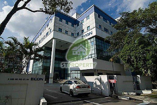 Econ Building