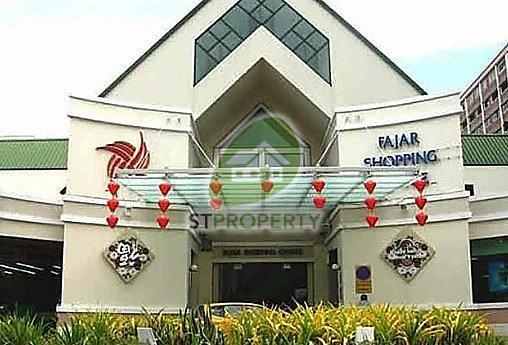Fajar Shopping Centre