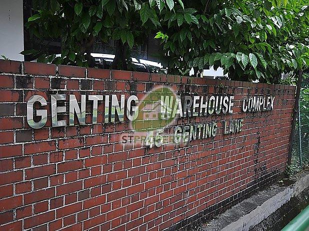Genting Warehouse Complex
