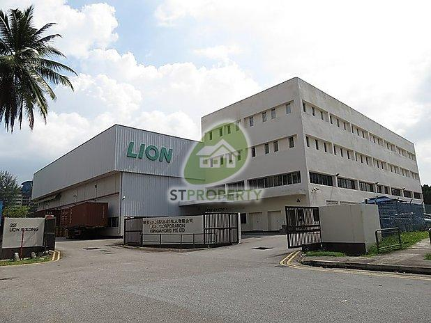 Lion Industrial Building