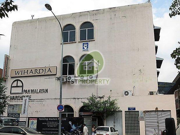 Pan Malayan Warehouse
