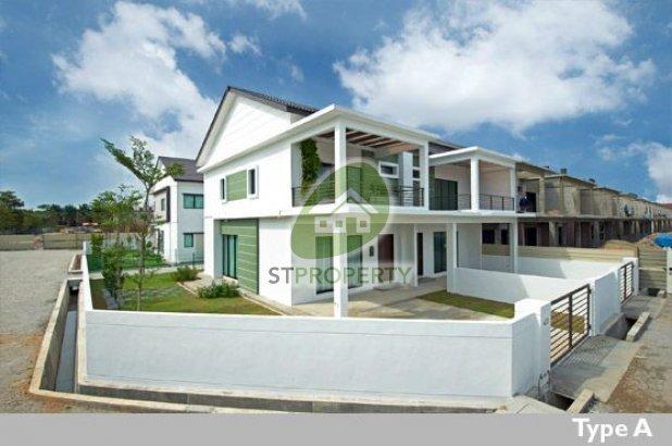Casa Moderna @ Bandar Putra Bertam