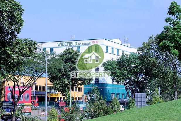 Widefield Industrial Building