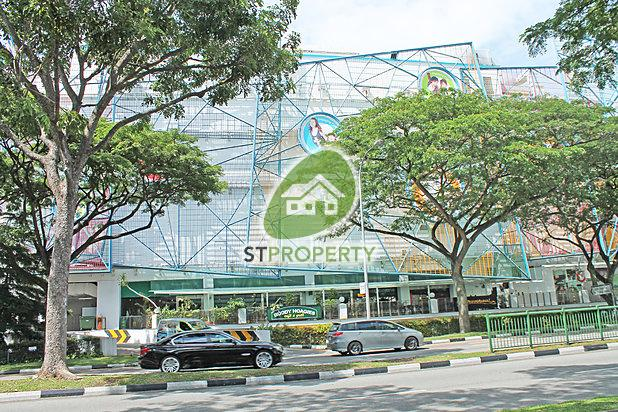 Ntuc Lifestyle World Downtown East