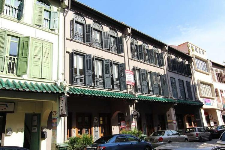 Shophouses in demand among investors again