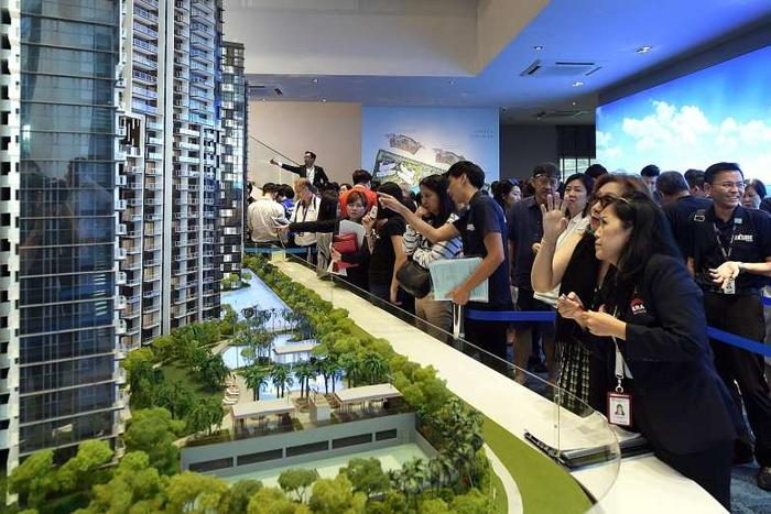 392 units sold at new Seaside Residences condo