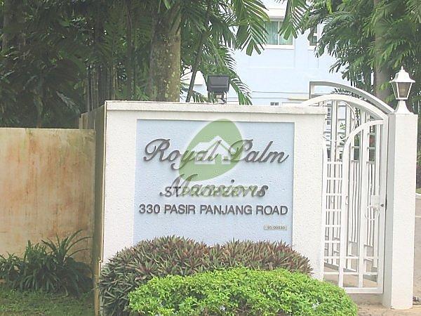 Royal Palm Mansion