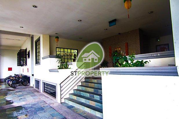 Rangoon Apartments