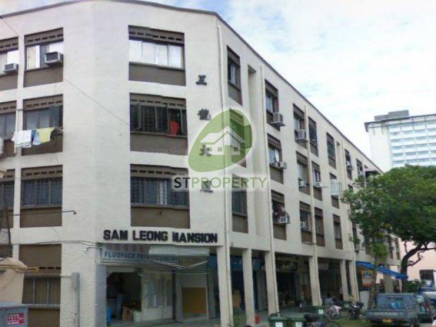 Sam Leong Mansion