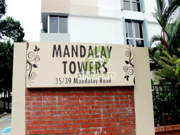 Mandalay Towers
