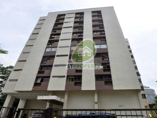 Akyab Apartments