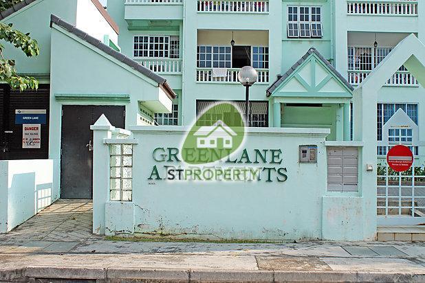 Greenlane Apartments