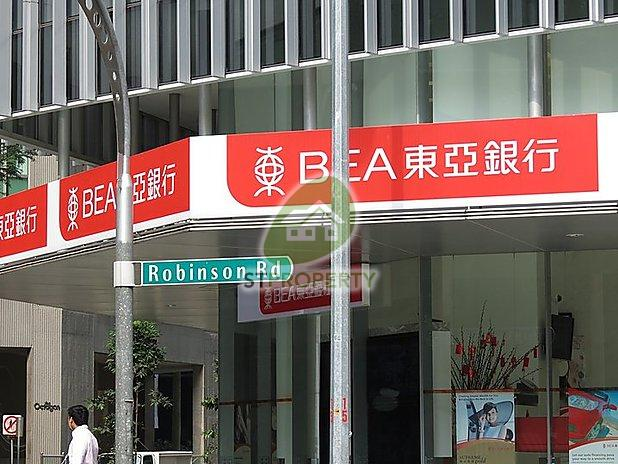 Bank Of East Asia Building