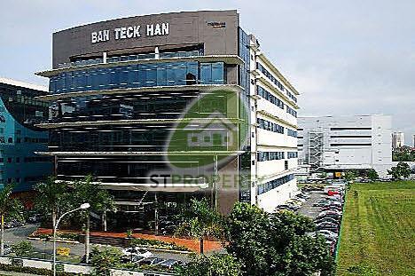 Ban Teck Han Building