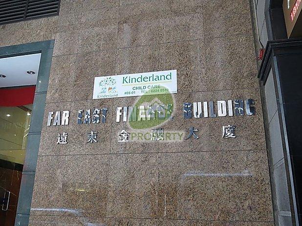 Far East Finance Building