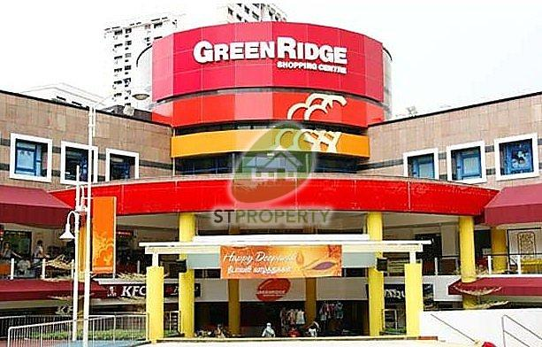 Greenridge Shopping Centre