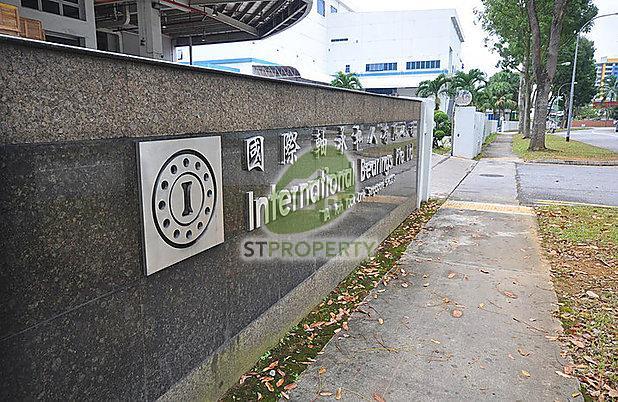 International Bearings Building