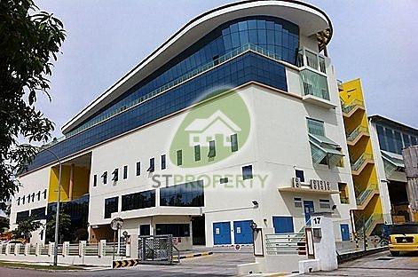 Jian Huang Building