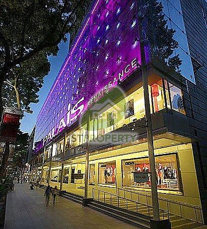 Palais Renaissance Shopping Arcade
