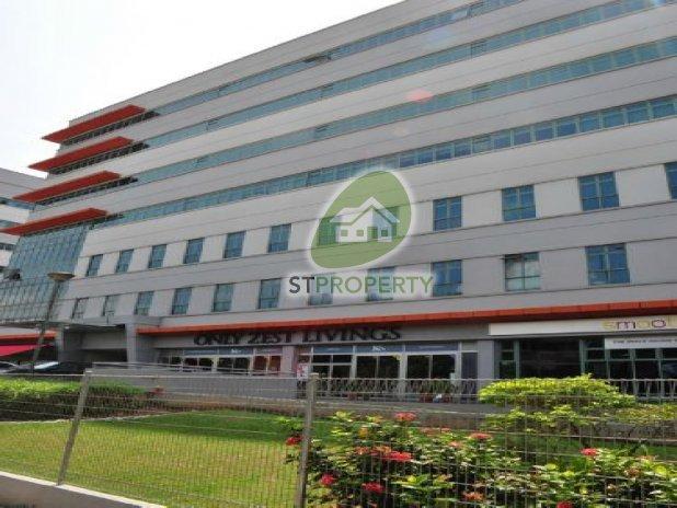 Harbourside Industrial Building 2