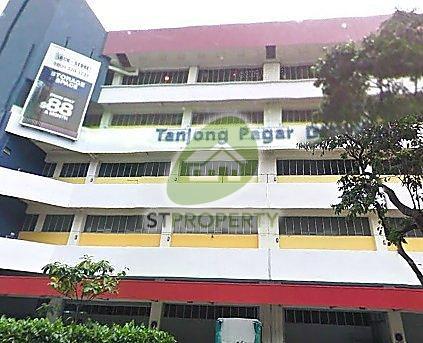 Tanjong Pagar Distripark