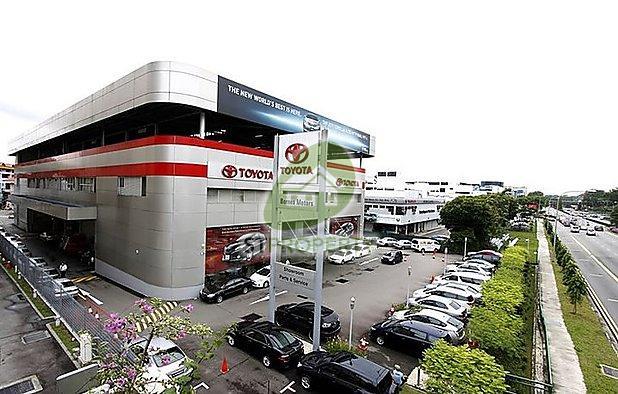 Ubi Car Mall