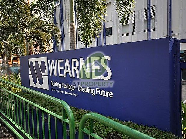Wearnes Building