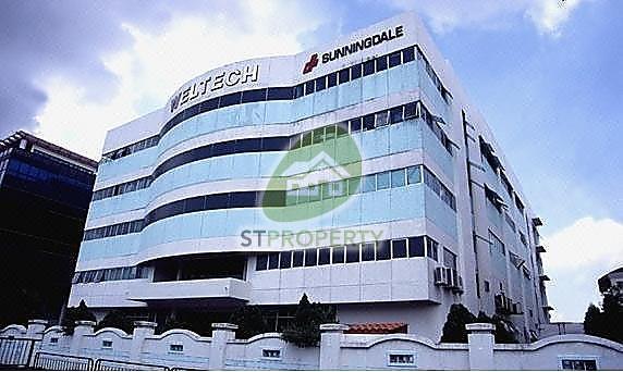 Weltech Industrial Building