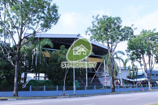 Woodlands East Industrial Estate