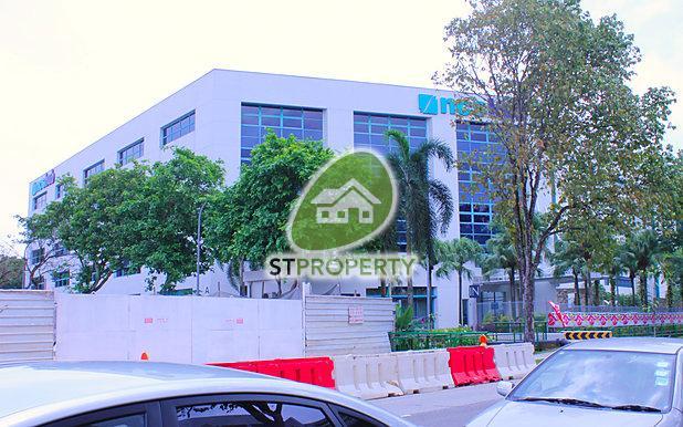 Ncs Hub Building