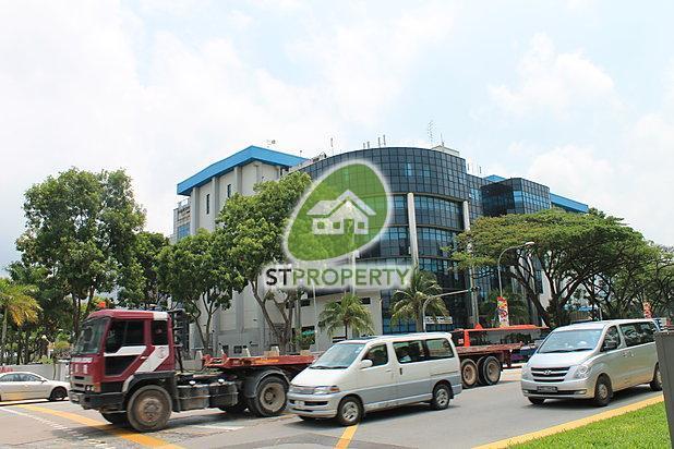 Kl Hiap Aik Logistics Building