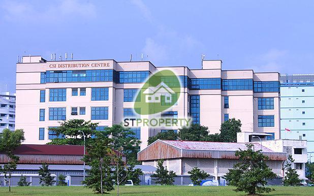 Csi Distribution Centre