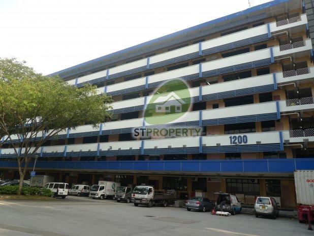 Telok Blangah Industrial Estate