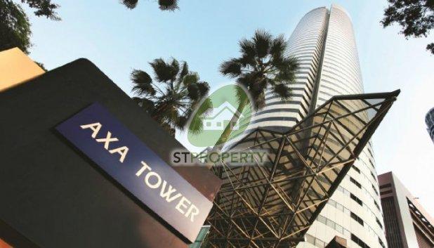AXA Tower