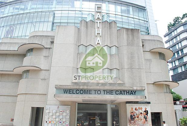 Cathay Building