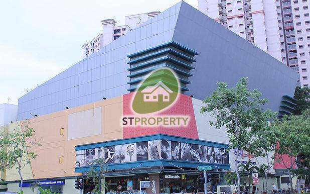 Bukit Panjang Mall