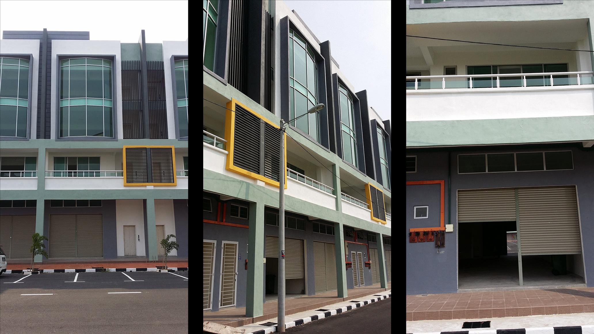 Melaka Boulevard 4 Storey Commercial Lot For Sale - Jalan Kpks 7, Kompleks Perniagaan Kota Syahbandar Retail
