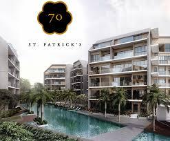 70 Saint Patrick's