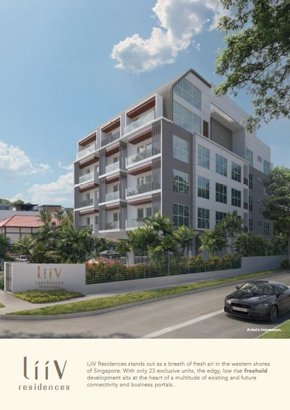 Liiv Residences  Apartment, For Sale