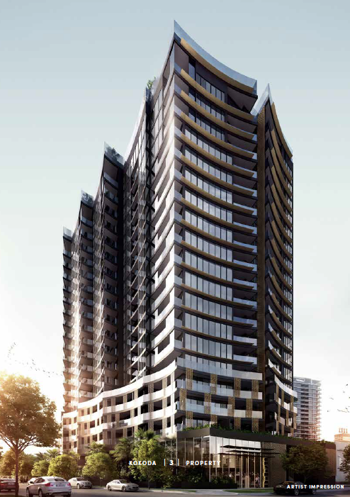 Obsidian Queensland Condominium, For Sale